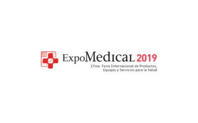 Charla de Cadeid en Expo Medical