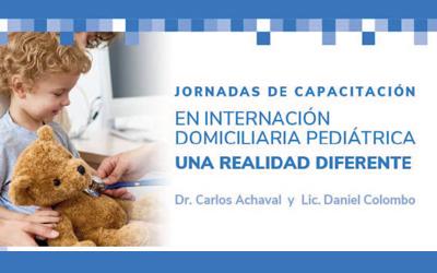 Jornada de Capacitación en Internación Domiciliaria Pediátrica